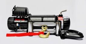 Warrior elektrische Seilwinde Spartan 12000LB 5.4t 12V