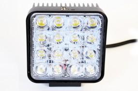LIGHTPARTZ® LED Arbeitsscheinwerfer 48W 4